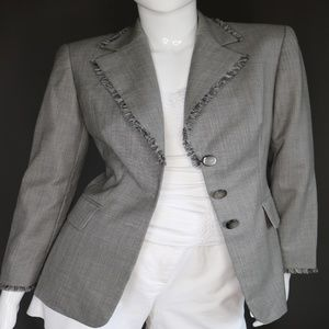 Escada Blazer | Women's Jacket | Grey Blazer